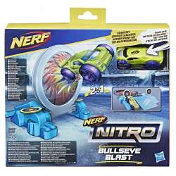 Obrázek Nerf Nitro náhradné autíčko dvojitá akcie