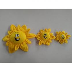 Obrázek Plyšové sluníčko 15 cm