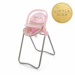Obrázek Jídelní židlička Little Diva