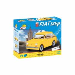 Obrázek Cobi 24530  YTC Polski Fiat 126p