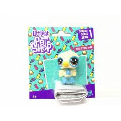 Obrázek Littlest Pet Shop Samostatné zvířátko - Azure Ostrich C2888