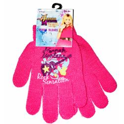 Obrázek Dětské rukavice Hannah Montana - růžová