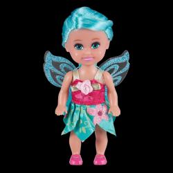 Obrázek Víla Sparkle Girlz květinová s křídly malá v kornoutku