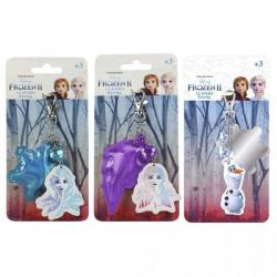 Obrázek Přívěsek na klíče s karabinkou Frozen 2