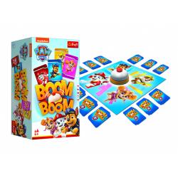 Obrázek Společenská hra Boom Bomm - Tlapková patrola