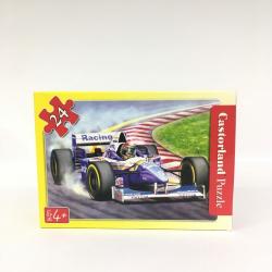 Obrázek Minipuzzle 24 dílků Dopravní prostředky - Formule