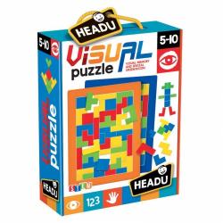 Obrázek HEADU: Vizuální puzzle