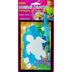 Obrázek Kouzelné malování, v balení 18 ks, zadejte počet kusů, cena je za 1ks
