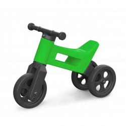 Obrázek Odrážedlo Funny Wheels 2v1 zelená