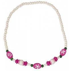 Obrázek Dětský náhrdelník bílý