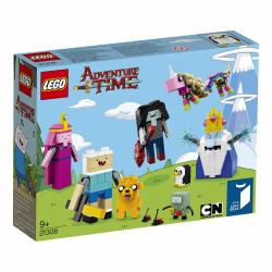Obrázek LEGO<sup><small>®</small></sup> IDEAS 21308 - Čas na dobrodružství