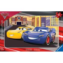 Obrázek Puzzle Autá 315 dielikov