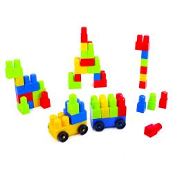 Obrázek stavebnice Baby Fantasy 1, 52 dílů