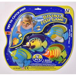 Obrázek Mac Toys Rybičky na potápění