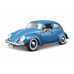 Obrázek VW KAFER-BEETLE 1:18 modrý