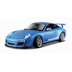 Obrázek PORSCHE 911 GT3 RS 4.0 1:18 modré