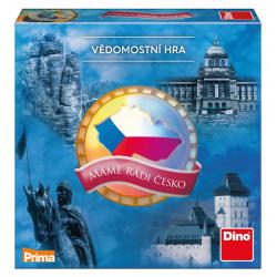 Obrázek Rodinná hra Máme rádi Česko