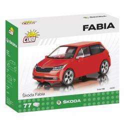 Obrázek Cobi 24570  Škoda Fabia model 2019
