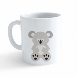 Obrázek Hrnek Veselá zvířátka - Koala
