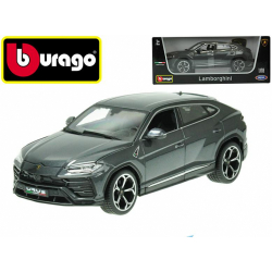Obrázek Bburago 1:18 Plus Lamborghini Urus šedý