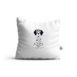 Obrázek Polštář Veselá zvířátka - Dalmatin