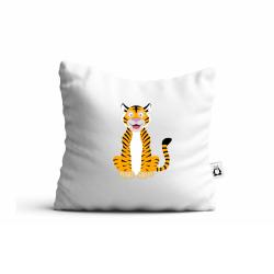 Obrázek Vankúš Veselá zvieratká - Tigrík