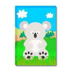 Obrázek Magnetka Veselá zvířátka - Koala