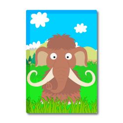 Obrázek Magnetka Veselá zvířátka - Mamut