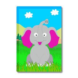 Obrázek Magnetka Veselá zvieratká - Sloník