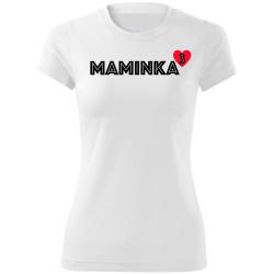 Obrázek Dámské Tričko Fantasy - Maminka na třetí, vel. M