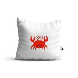 Obrázek Vankúš Veselá zvieratká - krabík