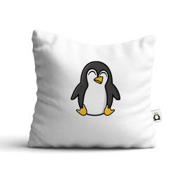 Obrázek Polštář Tučňák a jeho kamarádi - #4 tučňák císařský