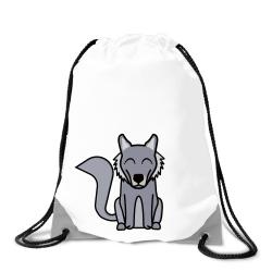 Obrázek Batoh na chrbát Tučniak a jeho kamaráti - # 8 vlk obyčajný