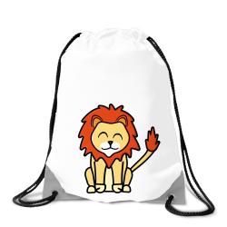 Obrázek Batoh na záda Tučňák a jeho kamarádi - #6 lev pustinný
