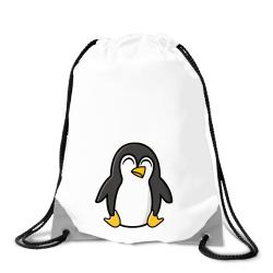 Obrázek Batoh na záda Tučňák a jeho kamarádi - #4 tučňák císařský