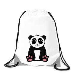 Obrázek Batoh na záda Tučňák a jeho kamarádi - #2 panda velká