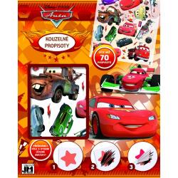Obrázek propisoty kouzelné Cars