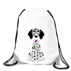 Obrázek Batoh na chrbát Veselá zvieratká - Dalmatín