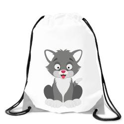 Obrázek Batoh na chrbát Veselá zvieratká - Kocourek