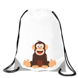 Obrázek Batoh na záda Veselá zvířátka - Šimpanz