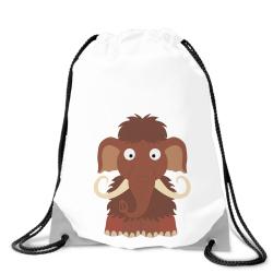Obrázek Batoh na chrbát Veselá zvieratká - Mamut