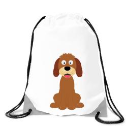 Obrázek Batoh na chrbát Veselá zvieratká - Psík