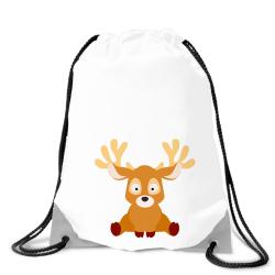 Obrázek Batoh na chrbát Veselá zvieratká - Sobík