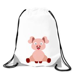 Obrázek Batoh na chrbát Veselá zvieratká - Prasiatko