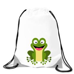 Obrázek Batoh na záda Veselá zvířátka - Žabička