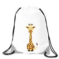 Obrázek Batoh na záda Veselá zvířátka - Žirafa