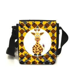 Obrázek Taška přes rameno  Veselá zvířátka - Žirafa