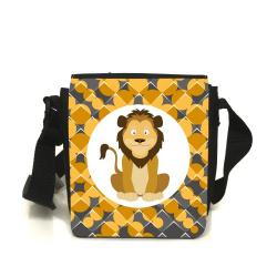 Obrázek Taška přes rameno  Veselá zvířátka - Lvíček