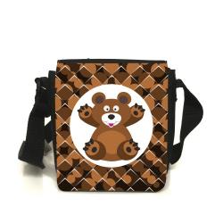 Obrázek Taška cez rameno Veselá zvieratká - Medvedík