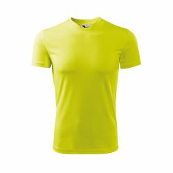 Obrázek Tričko s menom - neónovo žlté, veľ. 134 cm / 8 rokov